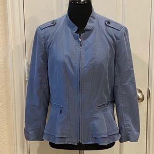 White House Black Market Blazer jacket size 8
